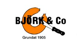 Björk o Co-logo