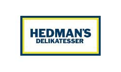 Hedmans Delikatesser-logo