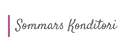 Sommars Konditori-logo